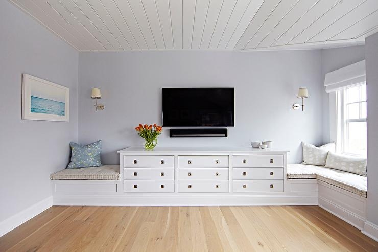 Innovative Top L Shaped TV Cabinets For Bedroom White Built In Tv Cabinet Design Ideas (Image 32 of 50)