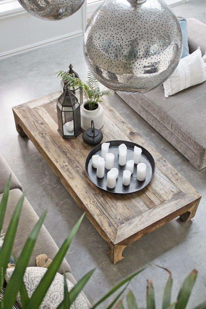 Innovative Top Large Low Rustic Coffee Tables Within Best 20 Large Coffee Tables Ideas On Pinterest Large Square (View 8 of 50)