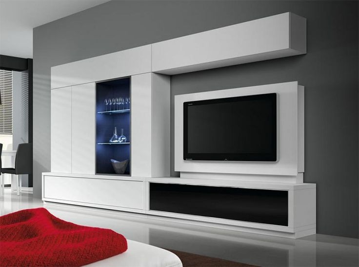 Innovative Top Modern TV Cabinets For Best 25 Modern Tv Units Ideas On Pinterest Tv On Wall Ideas (Image 33 of 50)