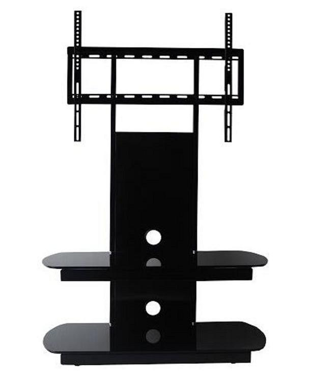 Innovative Top Oval Glass TV Stands With Oval Tv Stand And Tall Tv Stand For Tvs From 30 Inch To 55 Inch (Image 32 of 50)