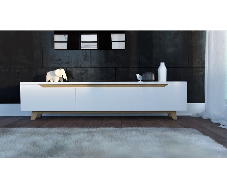 Innovative Top Scandinavian Design TV Cabinets Inside Mikkel Tv Stand More Tv Stands Tvs And Scandinavian Ideas (View 3 of 50)