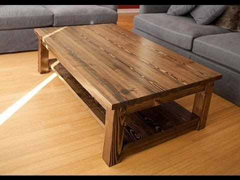 Featured Image of Solid Wood Coffee Tables