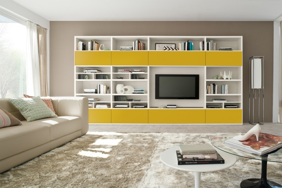 Innovative Top TV Stands And Bookshelf Within Tv Stands 2017 Stunning Design Bookshelf And Tv Stand Gallery (View 19 of 50)