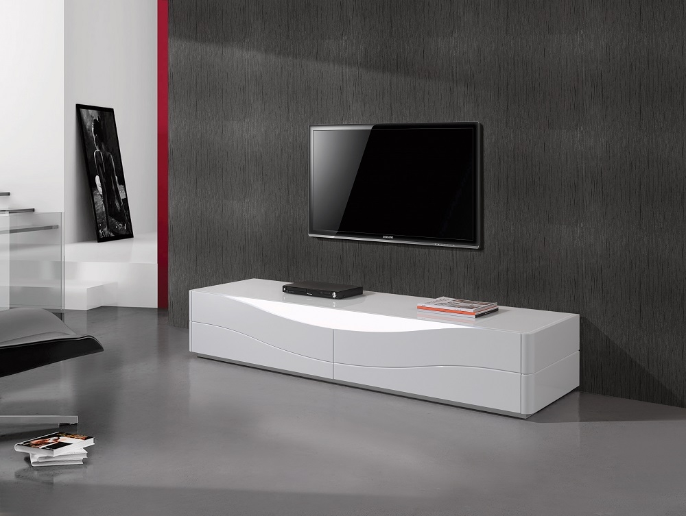 Innovative Top TV Stands With LED Lights In Popular Two Door Luxury Tv Stand With Led Light From Portugal El (Image 32 of 50)