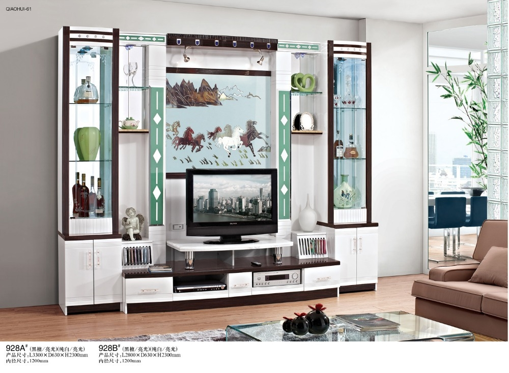 Innovative Top Wall Display Units & TV Cabinets In Cabinet Glass Picture More Detailed Picture About Tv Cabinet (View 8 of 50)