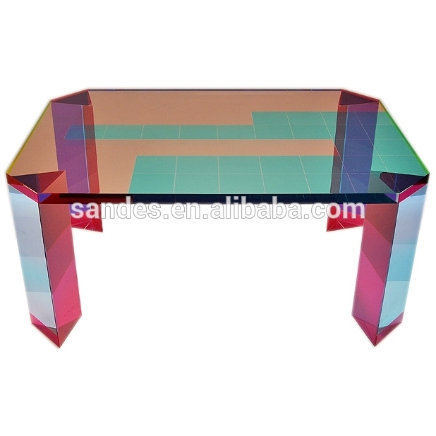 Innovative Trendy High Quality Coffee Tables Pertaining To High Quality Acrylic Coffee Table High Quality Acrylic Coffee (View 23 of 50)