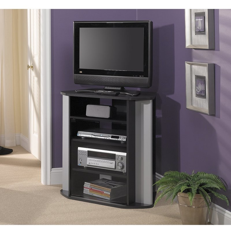 Innovative Trendy Home Loft Concept TV Stands Within Home Loft Concepts Visions Corner 31 Tv Stand Reviews Wayfair (Image 25 of 50)