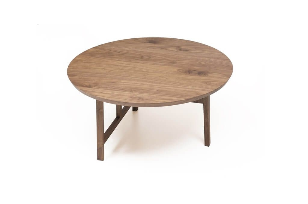 Innovative Trendy Large Low Wooden Coffee Tables With Furniture Low And Small Round Glass Coffee Table Design Ideas (Image 22 of 40)