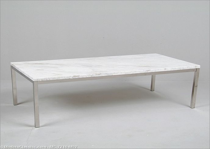 Innovative Trendy Quality Coffee Tables Throughout Coffee Table Appealing White Marble Coffee Table Marble And Wood (Image 32 of 50)