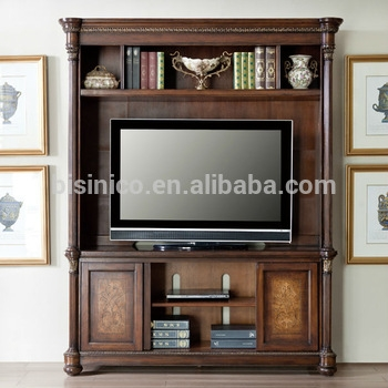 Innovative Trendy Vintage Style TV Cabinets Throughout Vintage Design Wooden Tv Cabinetamerica Style Replica Living Room (Image 36 of 50)