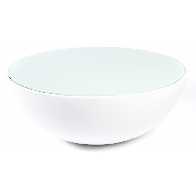 Innovative Trendy White And Glass Coffee Tables In Circle Coffee Table White Only At Target Only At Target Round (View 40 of 40)