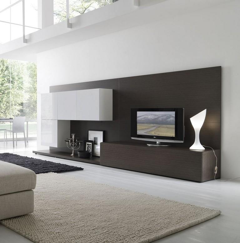 Innovative Unique Mahogany Corner TV Stands Regarding Furniture Modern Living Room Unique Living Room Area With Santos (Image 30 of 50)