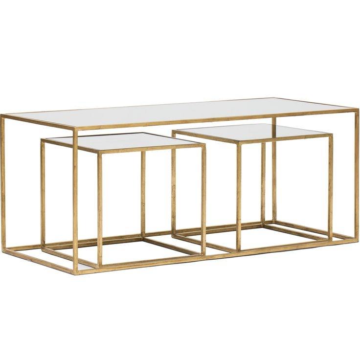 Innovative Unique Mirrored Coffee Tables With Best 20 Mirrored Coffee Tables Ideas On Pinterest Home Living (Photo 34 of 50)