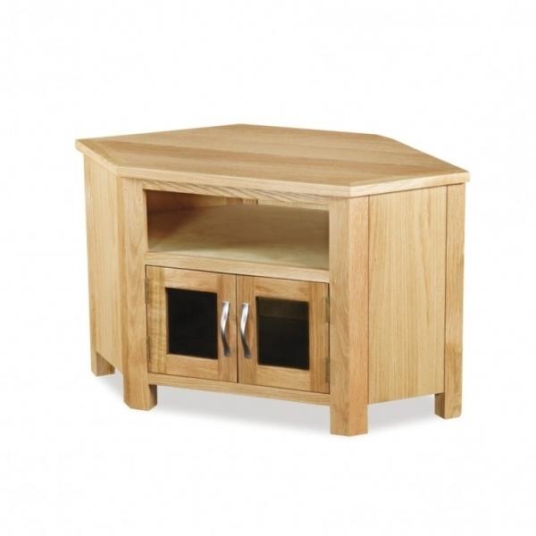 Innovative Unique Oak Corner TV Cabinets Inside Oak Corner Cabinets Living Room Roselawnlutheran (Image 30 of 50)