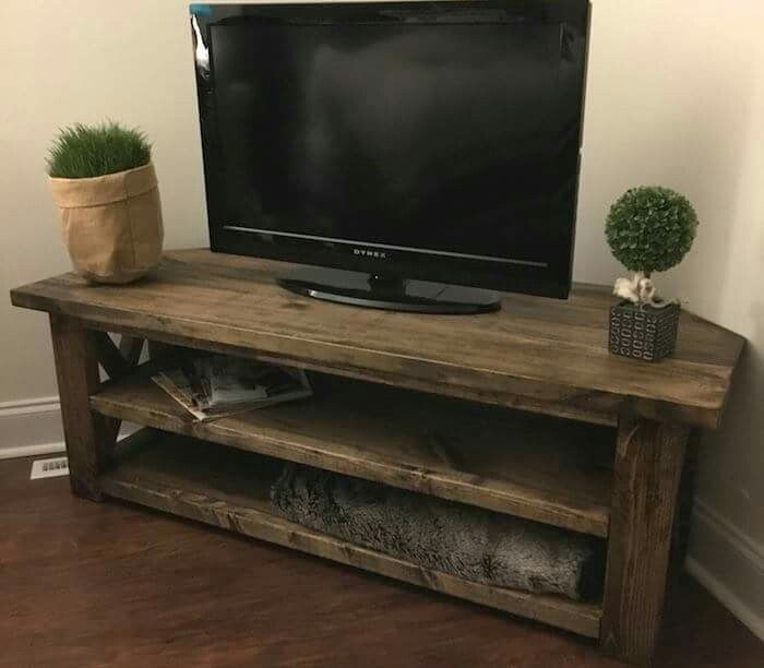 Innovative Unique Retro Corner TV Stands Intended For 376 Best Pallet Tv Stands Racks Images On Pinterest Pallet (View 26 of 50)