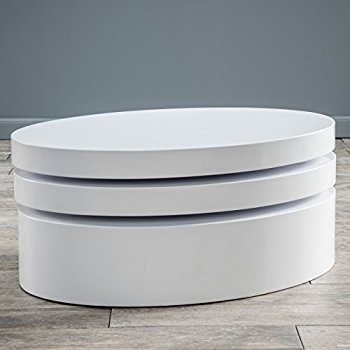 Innovative Unique Swivel Coffee Tables In Amazon Legacy Commercial Swivel Coffee Table With Blackwhite (View 45 of 50)