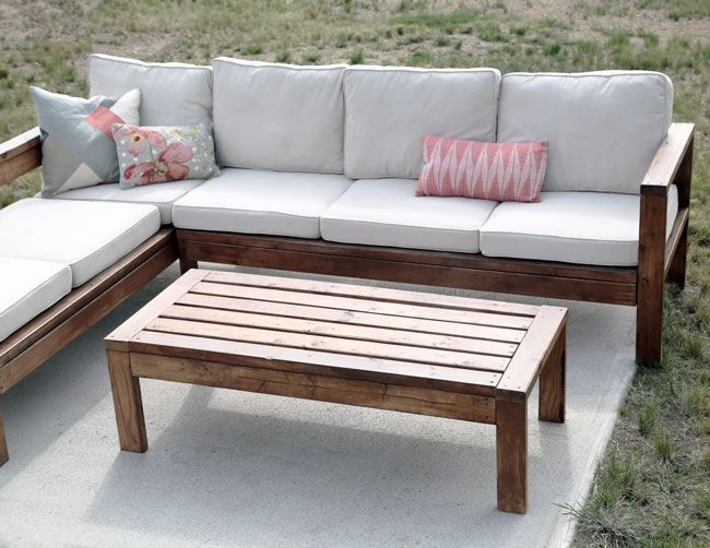 Innovative Unique Wooden Garden Coffee Tables For 25 Best Diy Outdoor Furniture Ideas On Pinterest Outdoor (View 41 of 50)