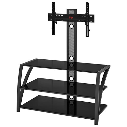 Innovative Variety Of 65 Inch TV Stands With Integrated Mount Intended For Z Line Designs Fiore Tv Stand With Integrated Mount For Tvs Up To (Image 33 of 50)