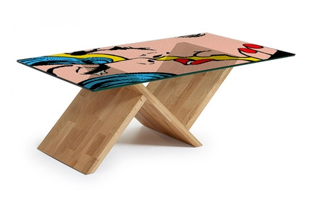 Innovative Variety Of Art Coffee Tables In Helpful Pop Coffee Table (Image 36 of 50)