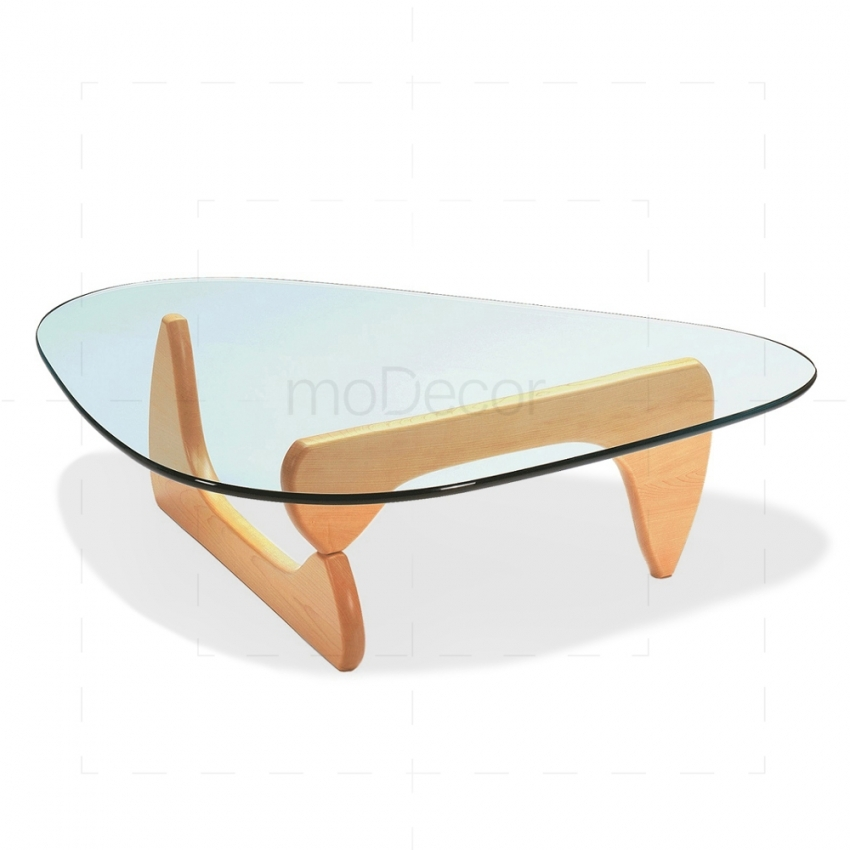 Innovative Variety Of Beech Coffee Tables Intended For Noguchi Coffee Table Beech Isamu Noguchi (Image 31 of 50)