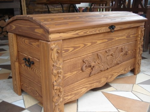 Innovative Variety Of Blanket Box Coffee Tables With Wooden Ottoman Storage Box (Image 38 of 50)