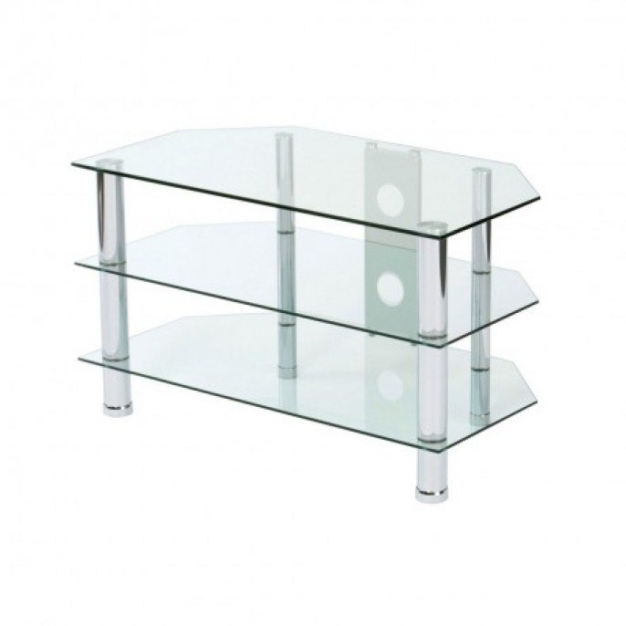 Innovative Variety Of Glass TV Stands In Clear Tempered Glass Lcd Led Tv Stand Buy Glass Tv Stand (Image 30 of 50)