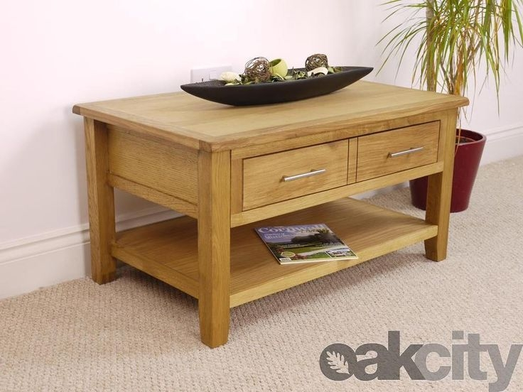 Innovative Variety Of Light Oak Coffee Tables With Drawers Pertaining To 45 Best Furniture Images On Pinterest Home Furniture (View 36 of 40)