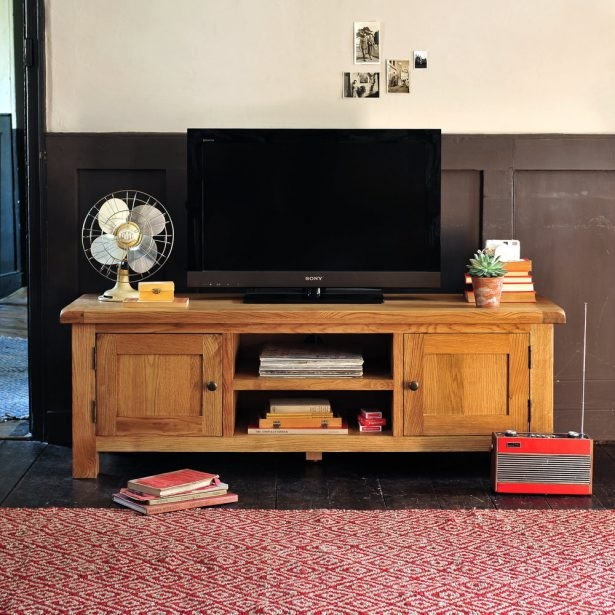 Oak Tv Stands For Flat Screen Tv Stand Ideas