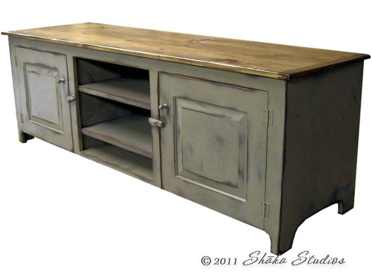 Featured Image of Painted TV Stands