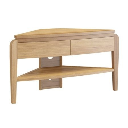 Innovative Wellknown Dark Wood Corner TV Stands  Regarding Best 25 Oak Corner Tv Stand Ideas On Pinterest Corner Tv (Image 30 of 50)