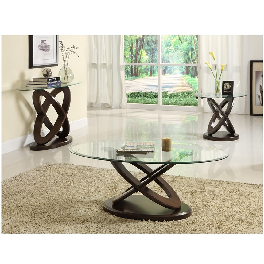 Innovative Well Known Espresso Coffee Tables For Firth Espresso Coffee Table El Dorado Furniture (Image 29 of 50)