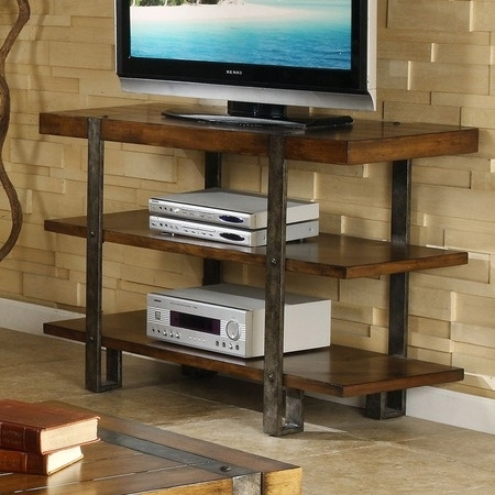 Innovative Well Known Industrial TV Stands Within 14 Best Tv Stand Images On Pinterest Industrial Tv Stand Home (Image 33 of 50)