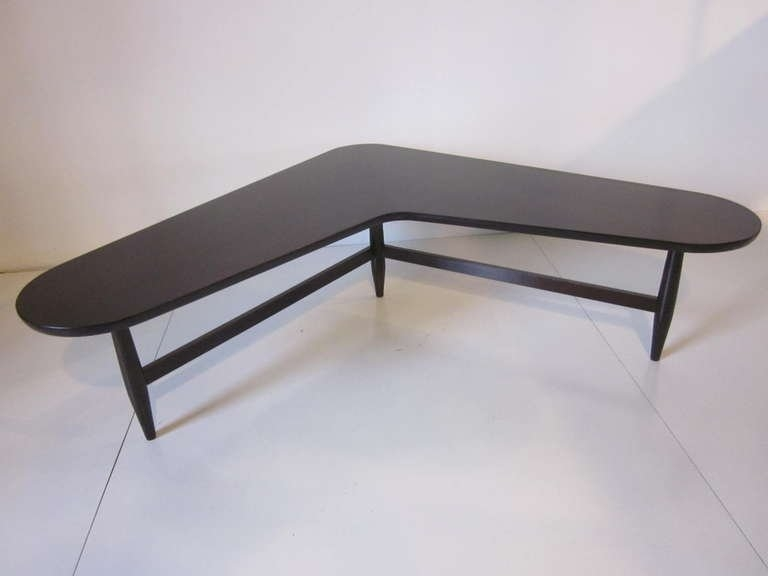Innovative Wellknown L Shaped Coffee Tables With L Shaped Coffee Table At 1stdibs (Image 33 of 50)