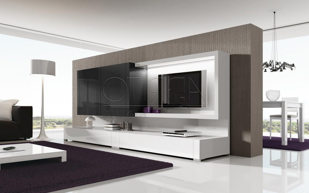 Innovative Wellknown Low Long TV Stands In Low Long Tv Stand (Image 36 of 50)