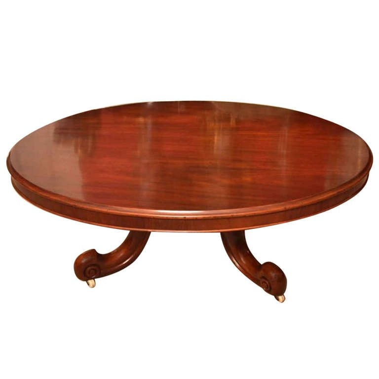 Innovative Wellknown Mahogany Coffee Tables In Antique Victorian Mahogany Coffee Table C1870 At 1stdibs (Image 31 of 50)