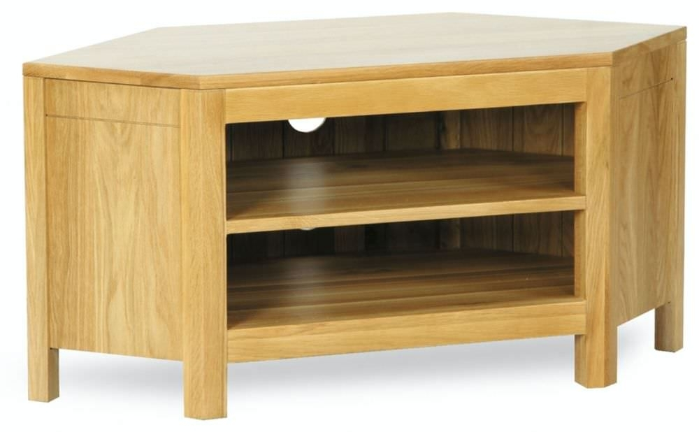 Innovative Well Known Milano TV Stands Pertaining To Buy Milano Oak Tv Unit Low Corner Online Cfs Uk (Image 29 of 50)