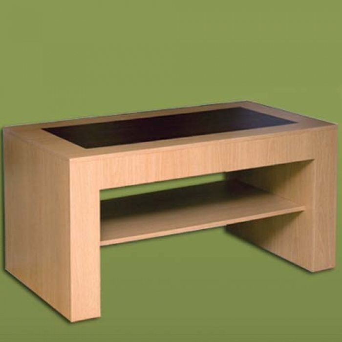 Innovative Wellknown Oak Coffee Tables With Shelf For Beauty Salon Furniture Oak Coffee Table With Shelf (Image 26 of 40)