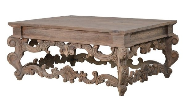 Innovative Wellknown Old Pine Coffee Tables In Rustic Reclaimed Pine Furniture (Image 29 of 50)