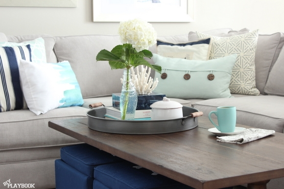 Innovative Wellknown Round Tray Coffee Tables For 5 Tips To Style Your Coffee Table (Image 35 of 50)