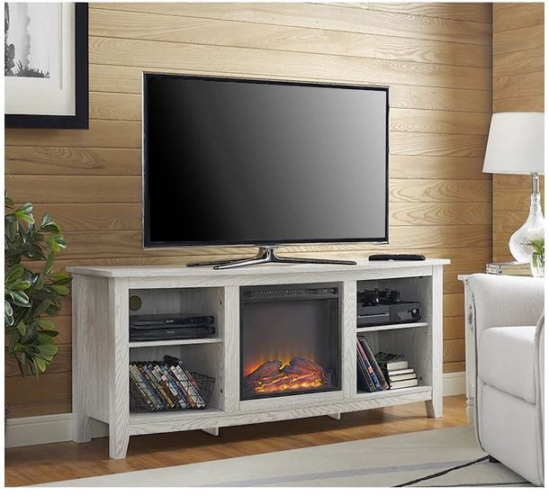 Innovative Wellknown Rustic White TV Stands In Tv Stands Amusing Tv Stands Rustic 2017 Design Reclaimed Wood Tv (View 32 of 50)