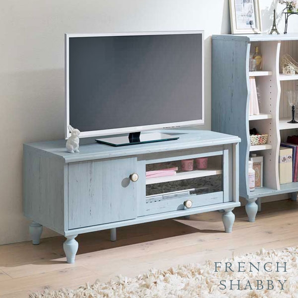 Innovative Well Known Shabby Chic TV Cabinets Regarding Atom Style Rakuten Global Market Kawaii Cute Tv Nordic 32 Inch (View 9 of 50)