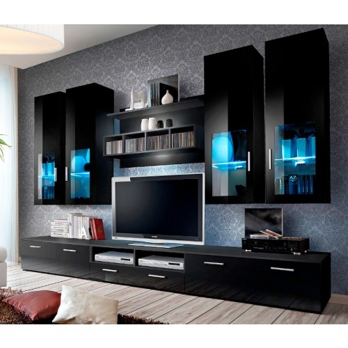 Innovative Wellknown TV Stand Wall Units With Living Room New Living Room Cabinet Design Ideas Living Room (Image 33 of 50)