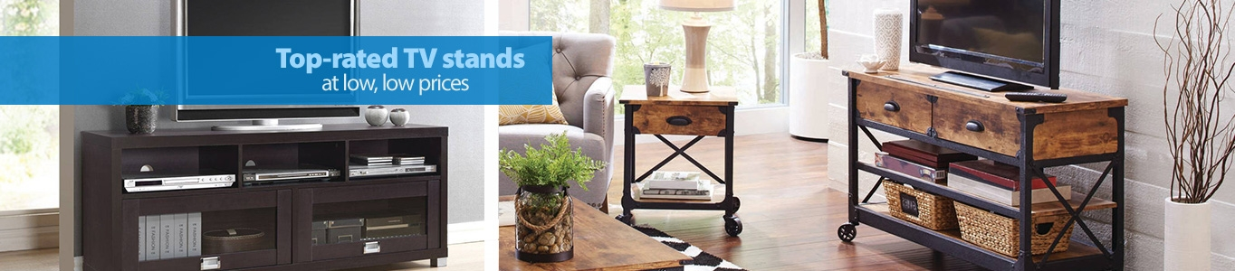 Innovative Well Known TV Stands And Cabinets Intended For Tv Stands Entertainment Centers Walmart (View 31 of 50)