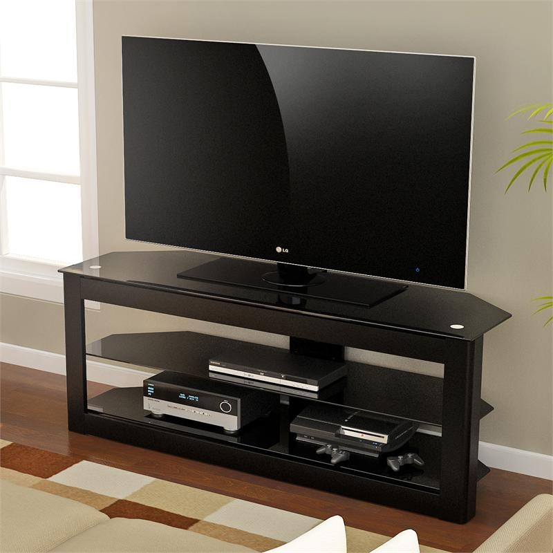 Innovative Well Known TV Stands For 55 Inch TV Intended For Z Line Maxine 55 Inch Tv Stand Zl353 55su (Image 34 of 50)