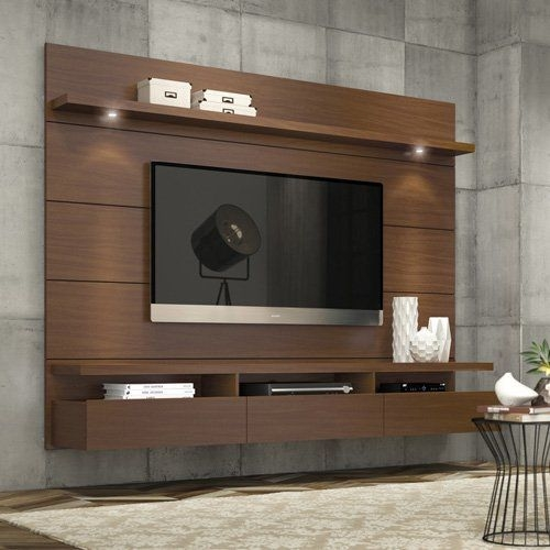 Innovative Wellknown Wall Mounted TV Stands Entertainment Consoles Pertaining To Best 25 Floating Entertainment Center Ideas On Pinterest (View 3 of 50)