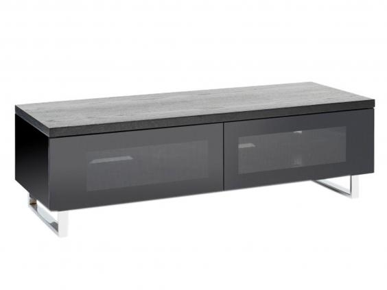 Innovative Wellknown Wood TV Stands With Glass Top Throughout 10 Best Tv Stands The Independent (View 21 of 50)