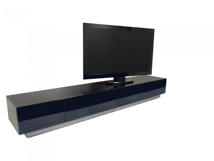 Innovative Wellliked Black TV Cabinets With Alphason Element 2500 High Gloss Black Tv Cabinet (Image 34 of 50)