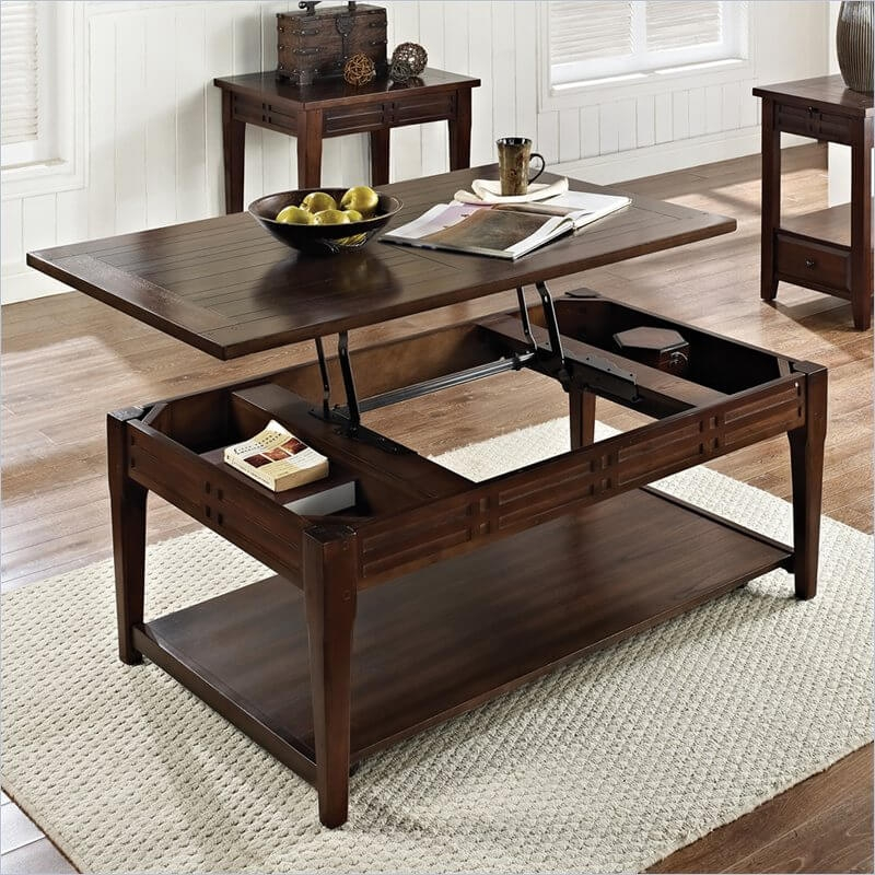 Innovative Wellliked Cheap Lift Top Coffee Tables Intended For Man Cave Coffee Table New Lift Top Coffee Table On Cheap Coffee (Image 32 of 50)