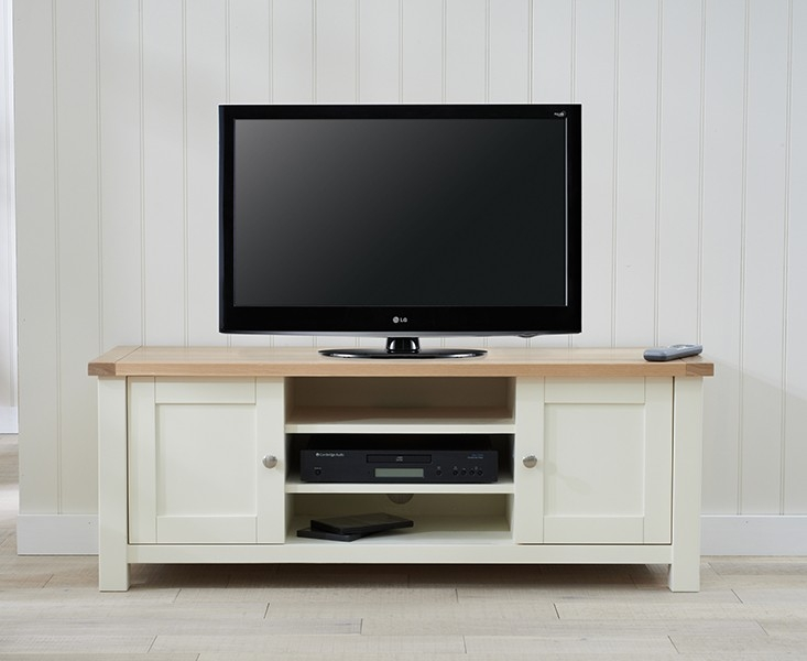 Innovative Wellliked Corner Oak TV Cabinets In Cream Corner Tv Stand Home Design Ideas (View 37 of 50)