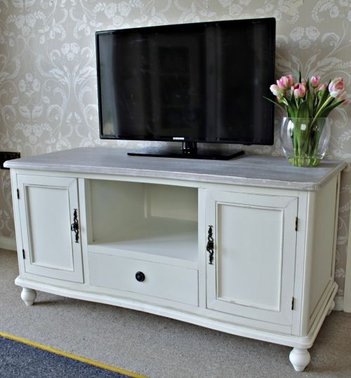 Innovative Wellliked Cream Color TV Stands For Best 25 Wooden Tv Stands Ideas On Pinterest Mounted Tv Decor (Image 38 of 50)